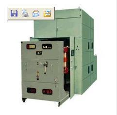 JYN1—40.5 金属间隔式手车開關柜